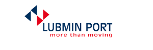 Logo Lubmin Port